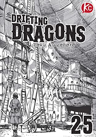 Drifting Dragons #25