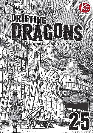 Drifting Dragons No.25