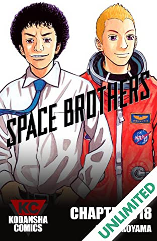 Space Brothers #318