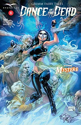 Grimm Fairy Tales: Dance of the Dead #6