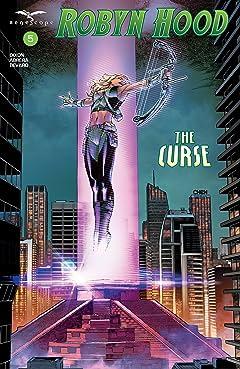 Robyn Hood: The Curse #5