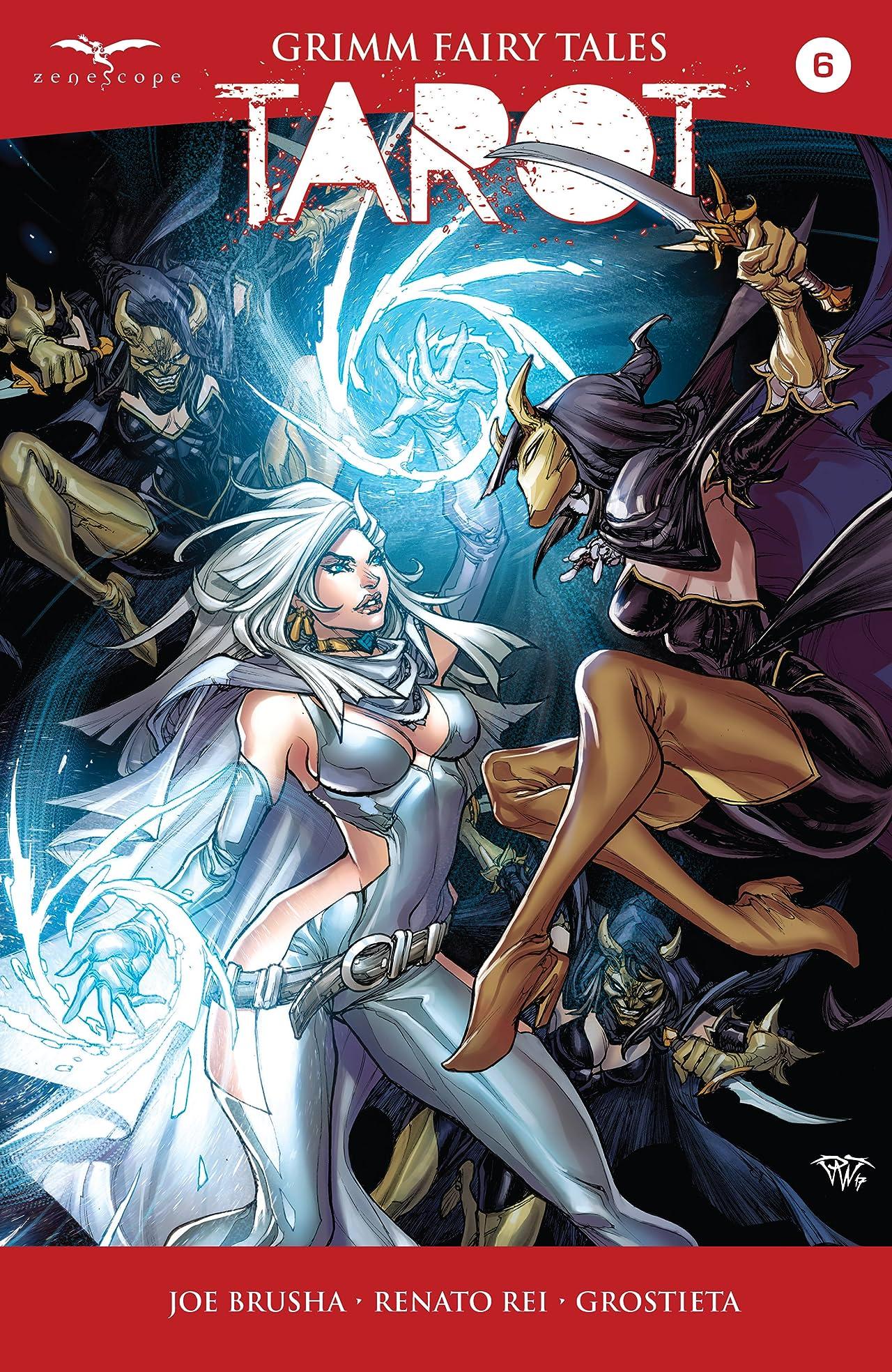 Grimm Fairy Tales: Tarot #6