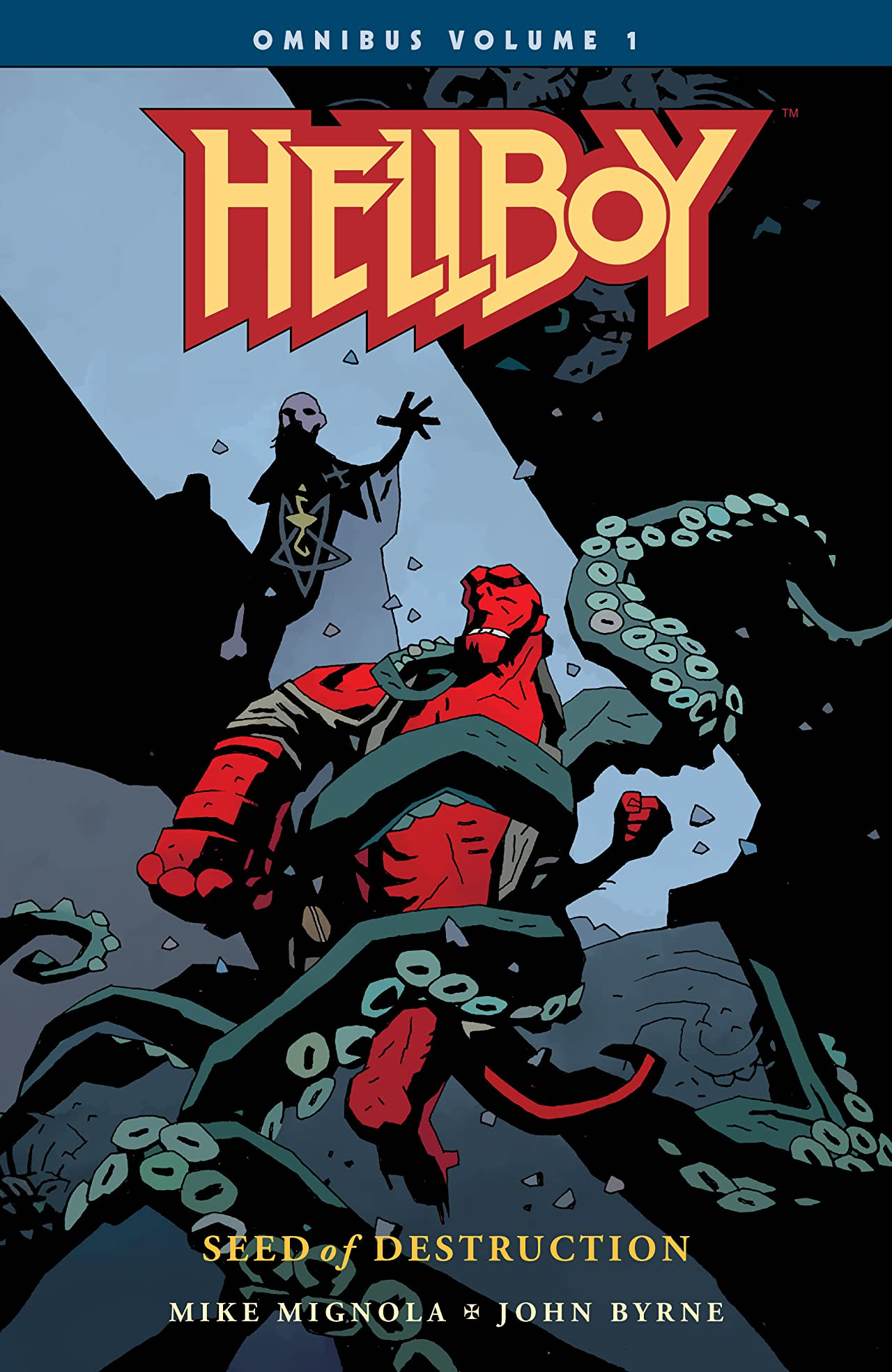 Hellboy Omnibus Vol. 1: Seed of Destruction