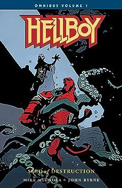 Hellboy Omnibus Tome 1: Seed of Destruction
