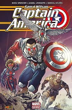 Captain America : Steve Rogers Vol. 2: Civil War II