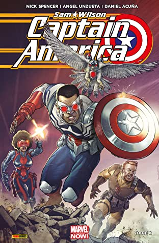Captain America: Sam Wilson Vol. 2: Civil War II