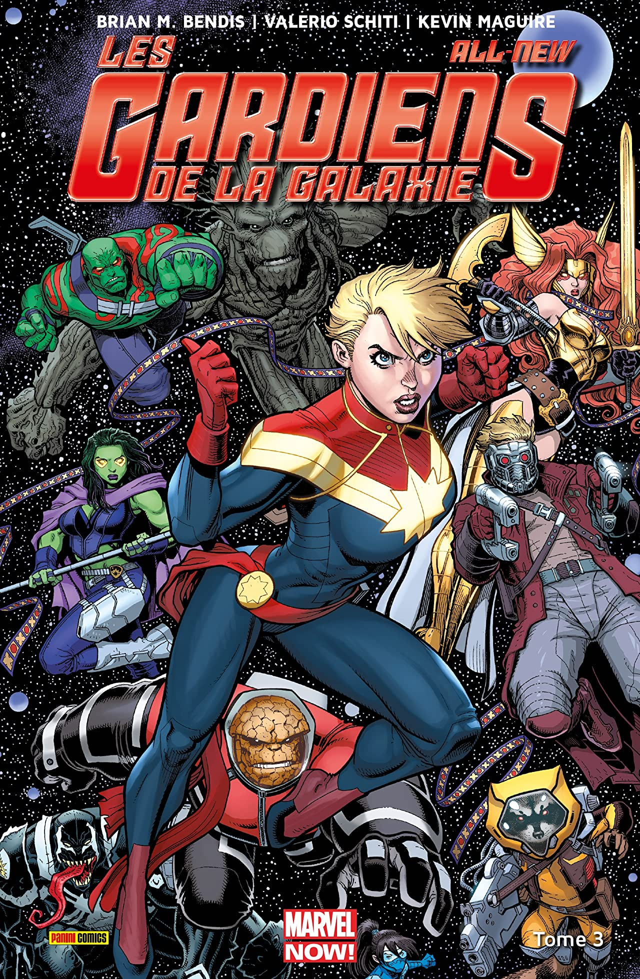 All-New Les Gardiens De La Galaxie Vol. 3: Civil War II