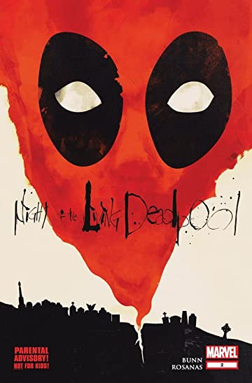 Night of the Living Deadpool #2 (of 4)