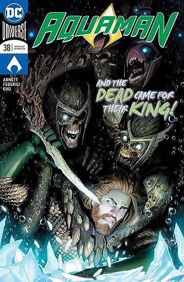 Aquaman (2016-) #38