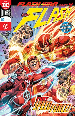The Flash (2016-) No.50