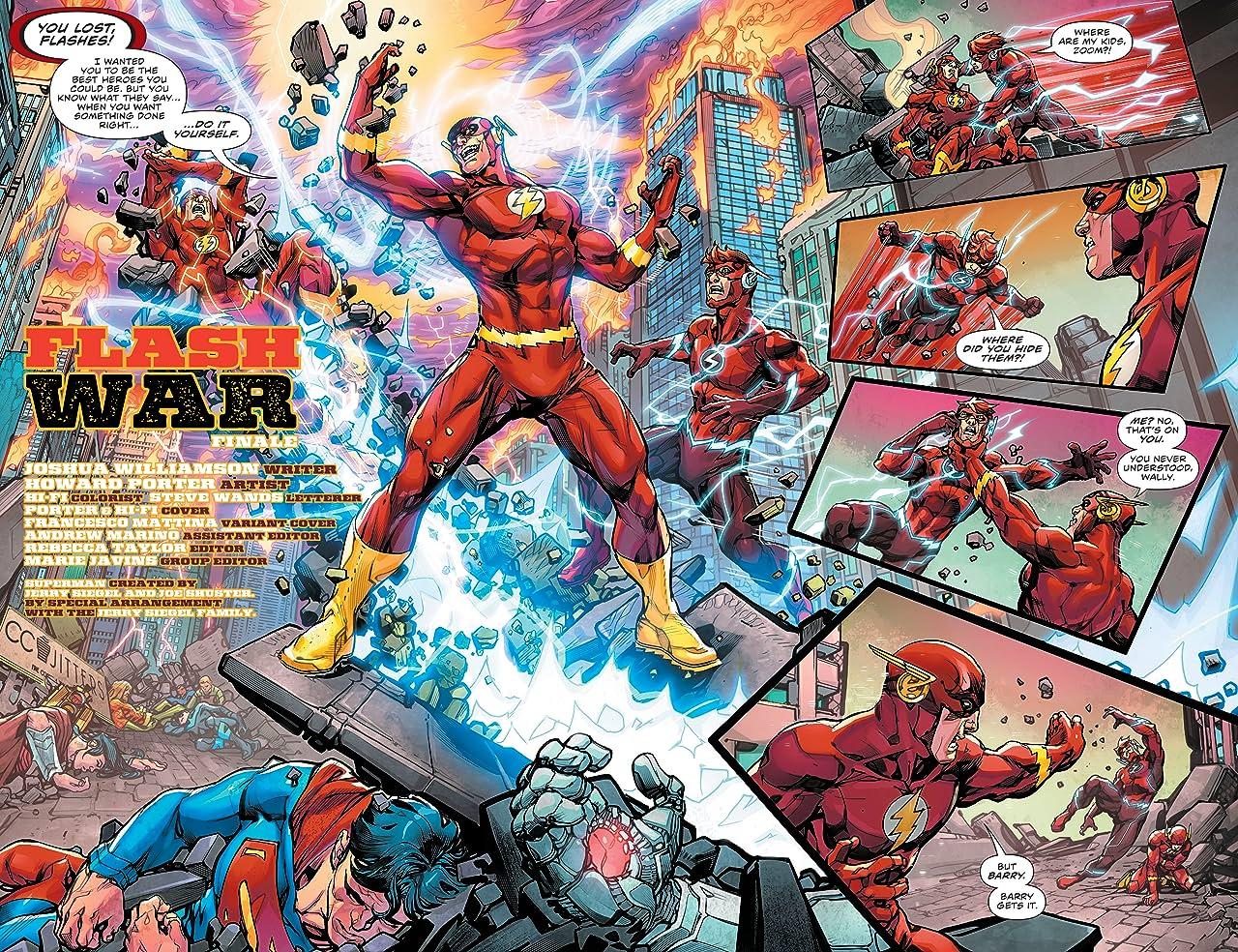 The Flash (2016-) #50