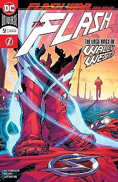 The Flash (2016-) #51
