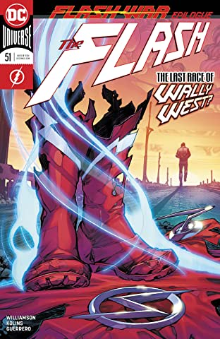 The Flash (2016-) No.51