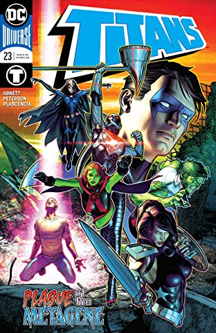 Titans (2016-) #23