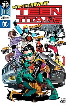 Teen Titans (2016-) #20