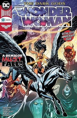 Wonder Woman (2016-) #50