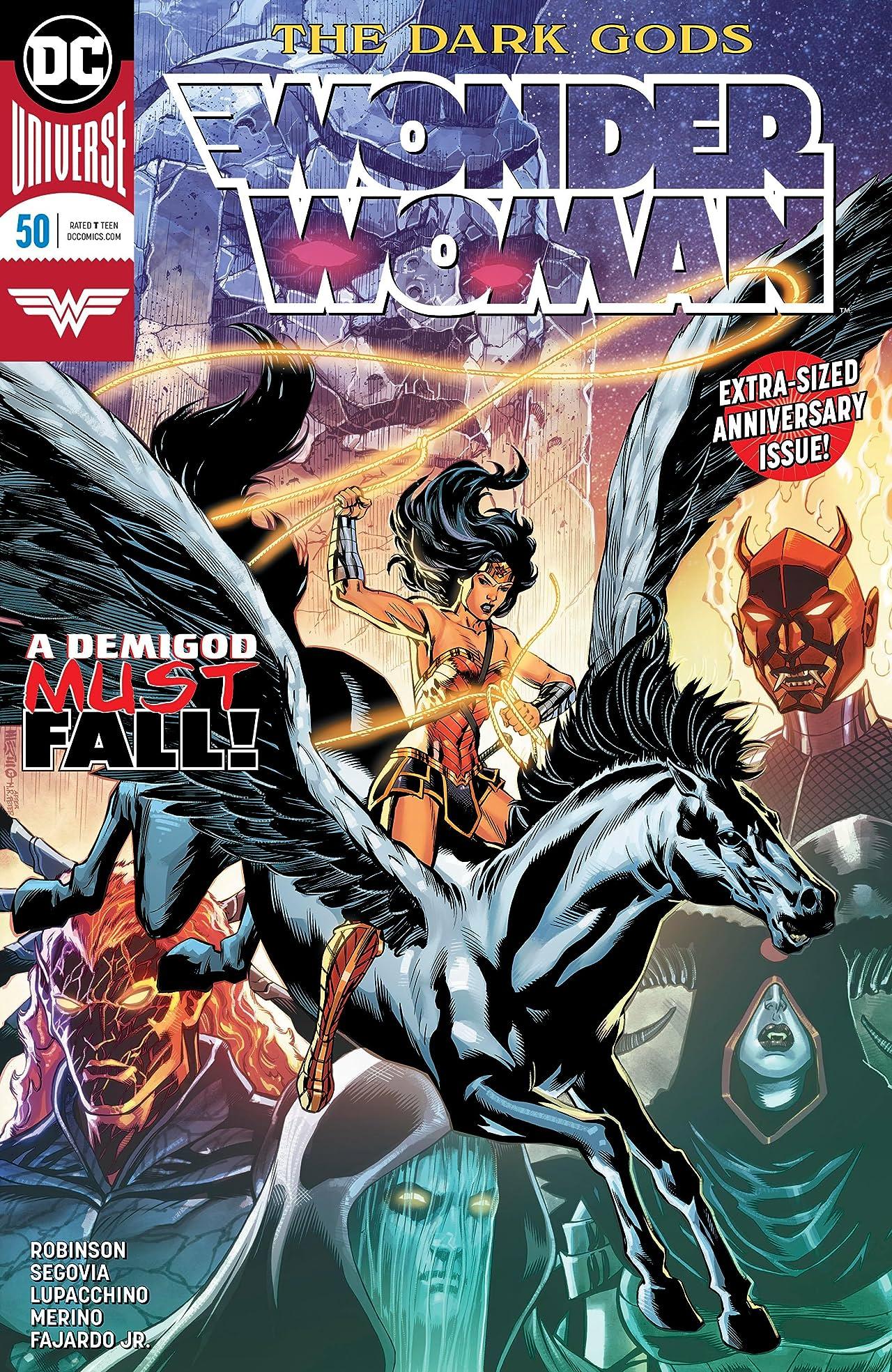 Wonder Woman (2016-) No.50
