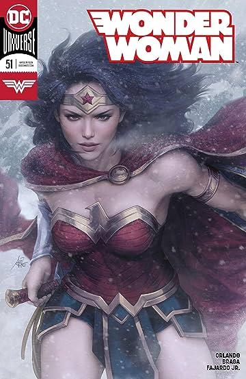 Wonder Woman (2016-) #51