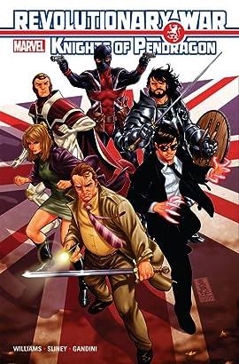 Revolutionary War: Knights of Pendragon #1