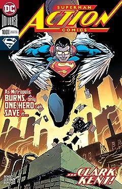 Action Comics (2016-) #1001