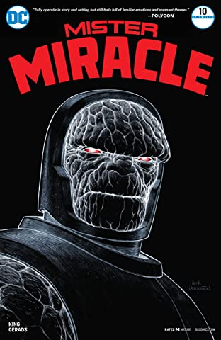Mister Miracle (2017-2019) #10