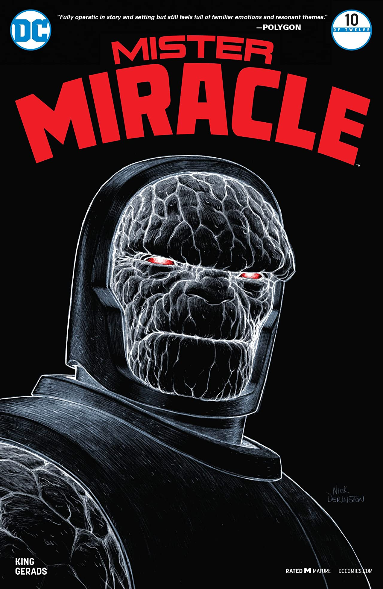 Mister Miracle (2017-) #10