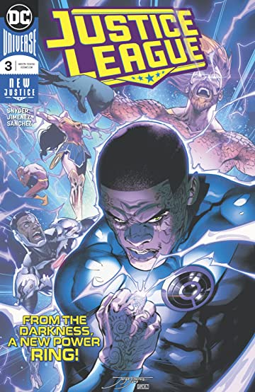 Justice League (2018-) No.3