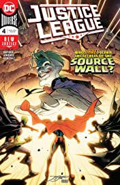 Justice League (2018-) No.4