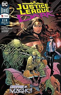 Justice League Dark (2018-) No.1