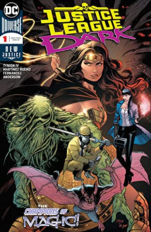 Justice League Dark (2018-) No.1