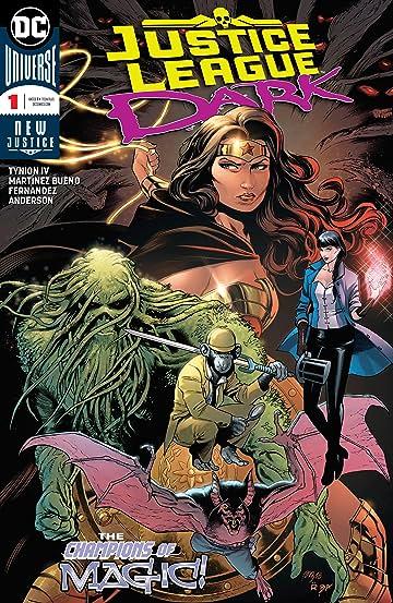 Justice League Dark (2018-) #1