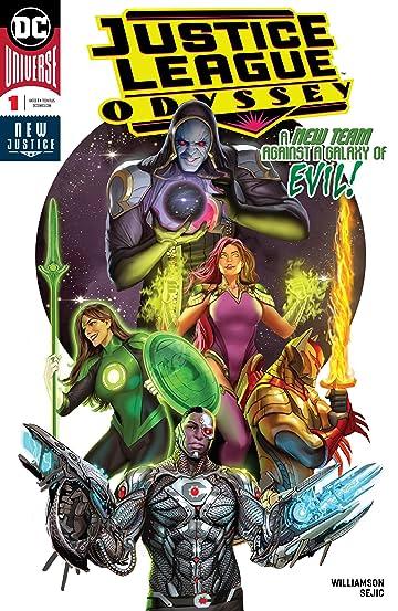 Justice League Odyssey (2018-) #1