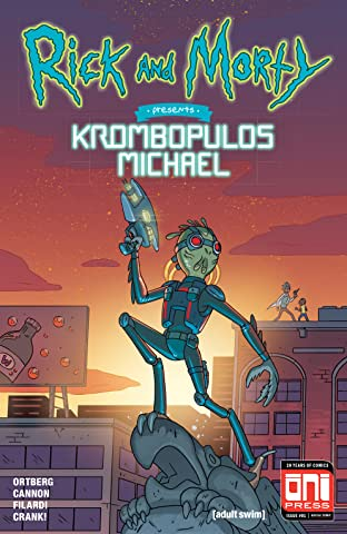 Rick and Morty Presents #2: Krombopulos Michael