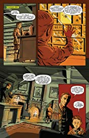 Green Hornet: Year One #1: Preview