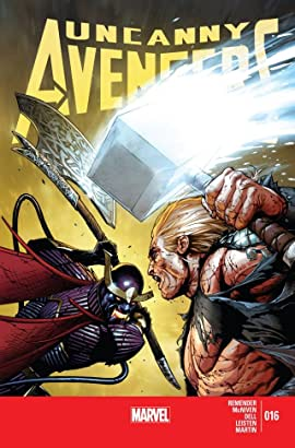Uncanny Avengers (2012-2014) #16