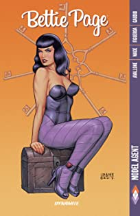 Bettie Page Vol. 2: Model Agent