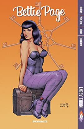 Bettie Page (2017) Vol. 2: Model Agent