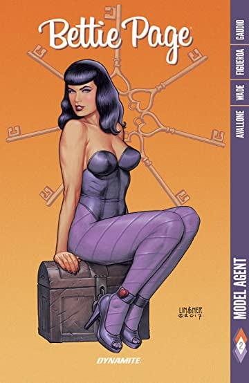 Bettie Page Tome 2: Model Agent