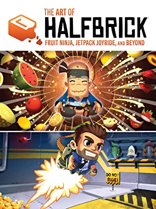 The Art Of Halfbrick: Fruit Ninja, Jetpack Joyride and Beyond