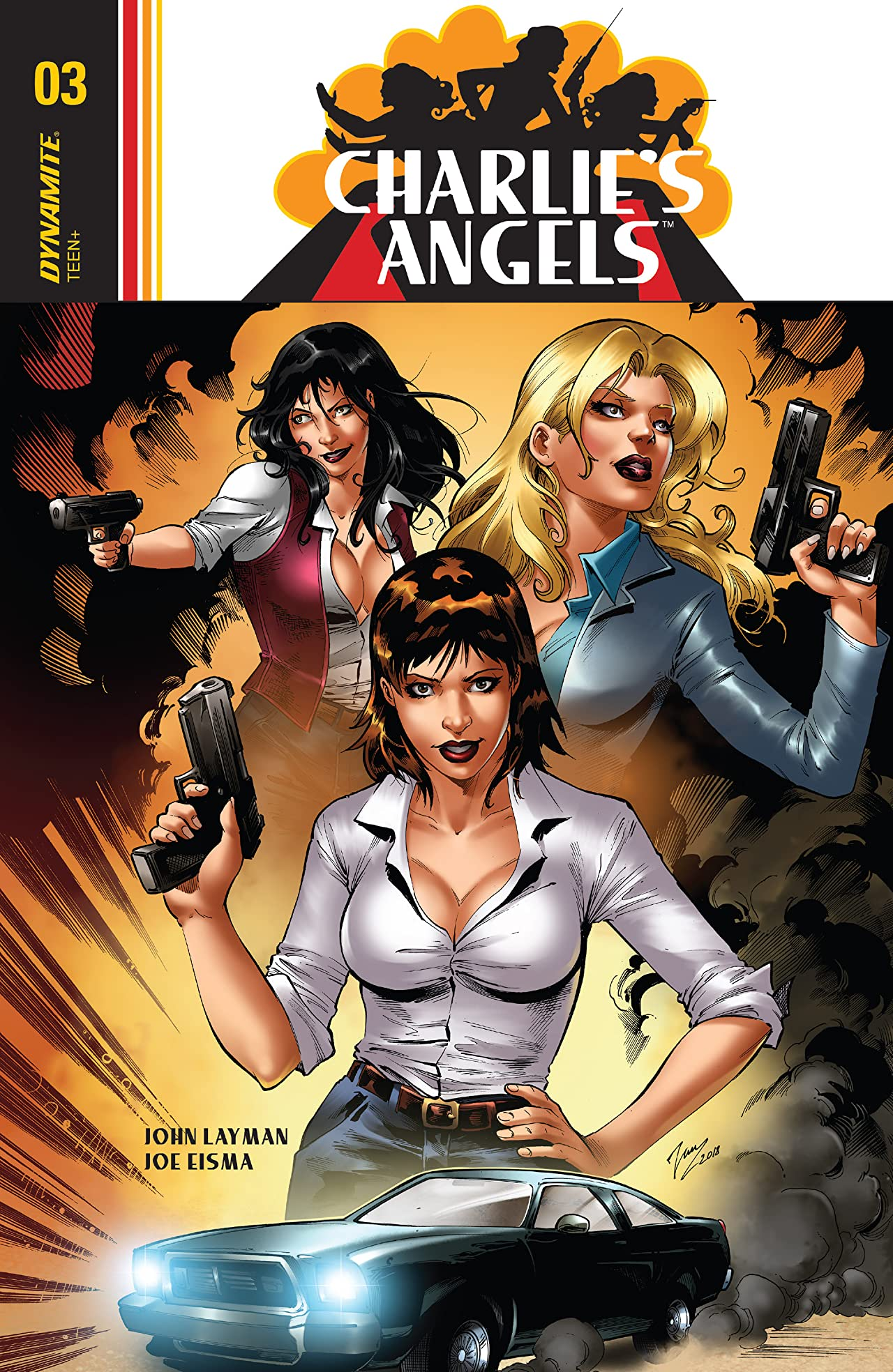 Charlie's Angels #3
