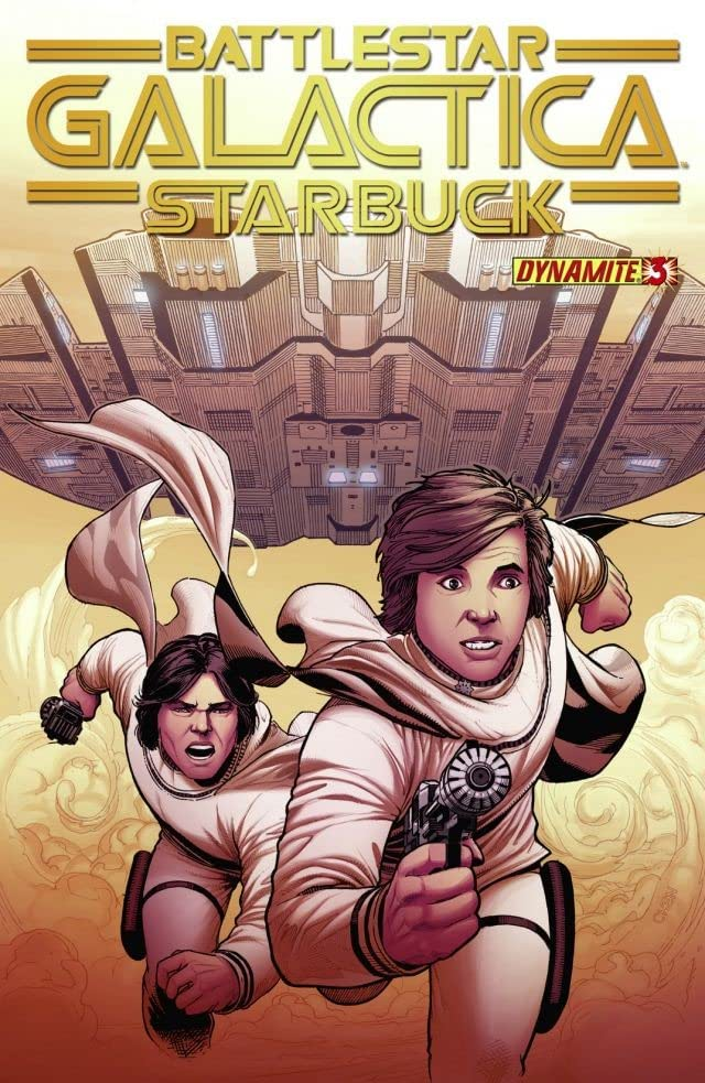 Classic Battlestar Galactica: Starbuck #3: Digital Exclusive Edition