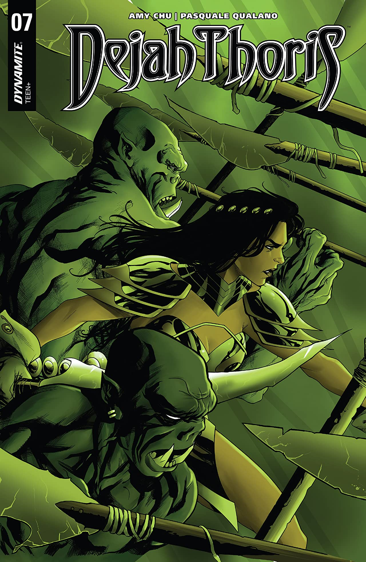 Dejah Thoris Vol. 4 No.7