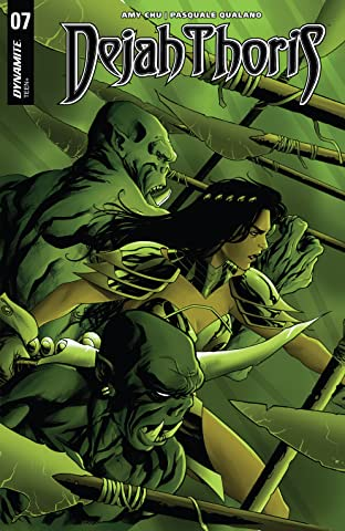 Dejah Thoris Vol. 4 #7