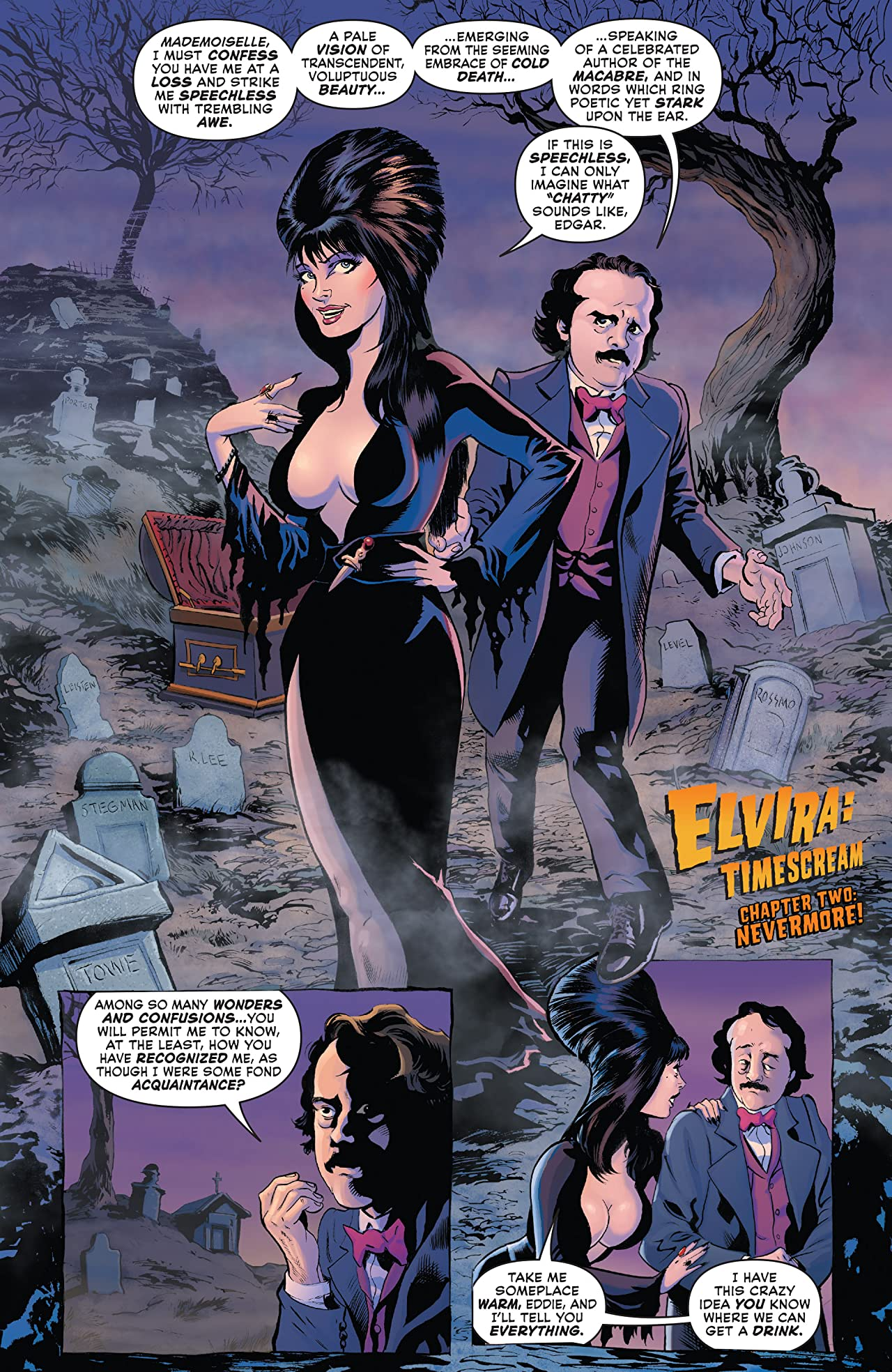 Elvira: Mistress Of The Dark #2