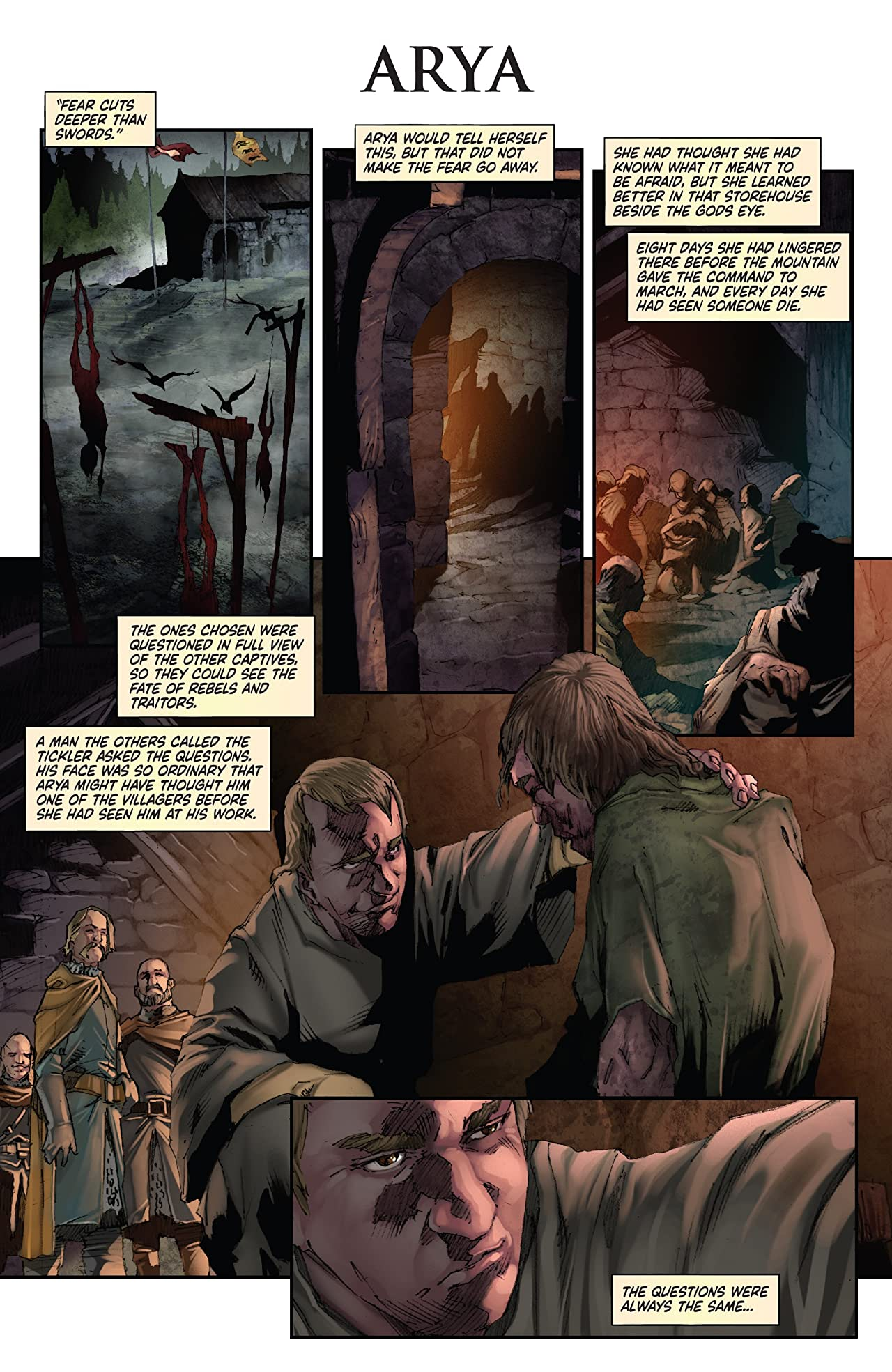 George R.R. Martin's A Clash Of Kings: The Comic Book #14