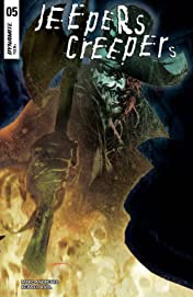 Jeepers Creepers #5