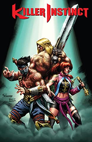 Killer Instinct Tome 1