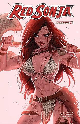 Red Sonja Vol. 4 #20