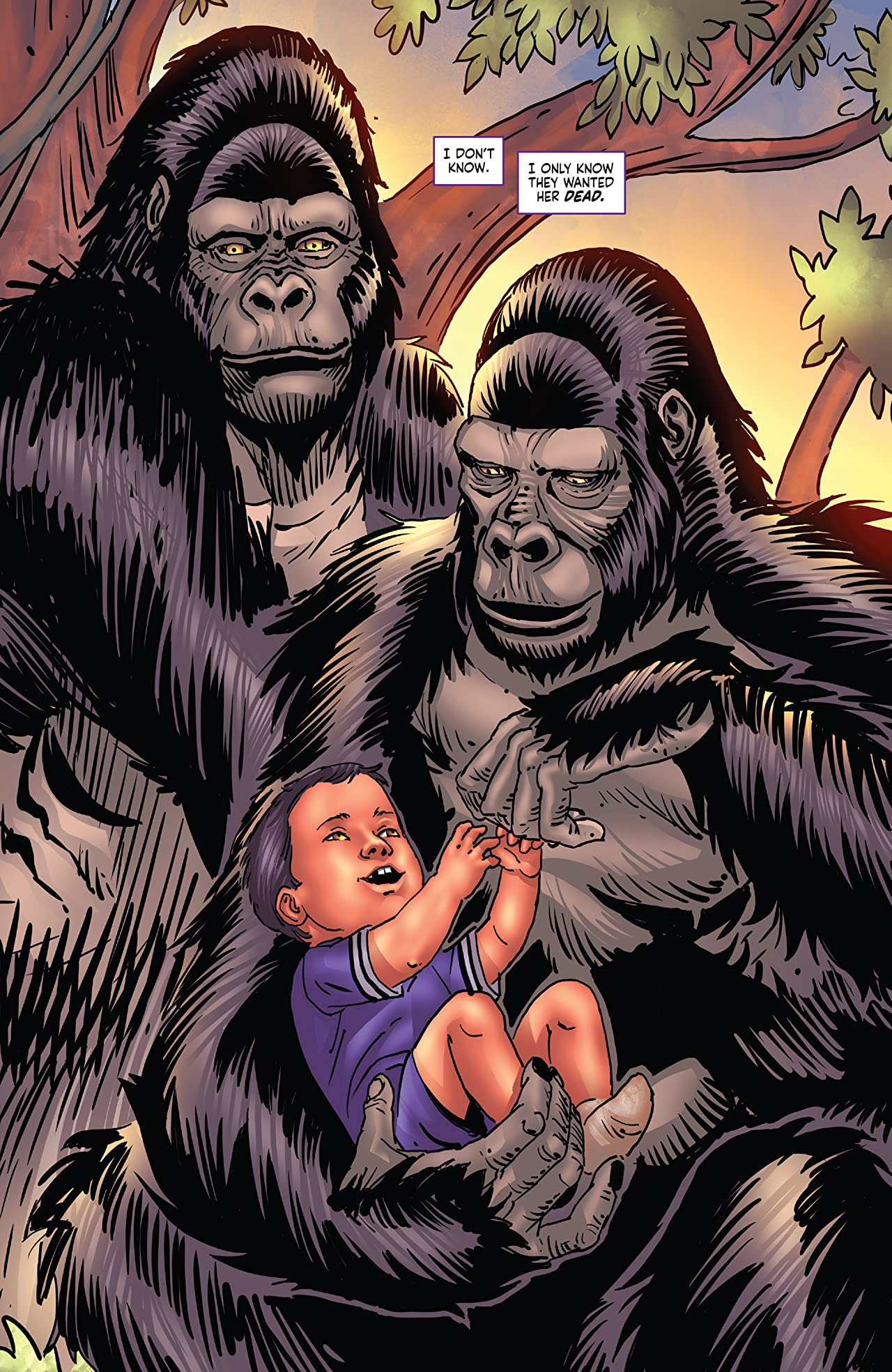 Red Sonja/Tarzan #4
