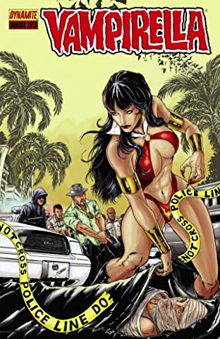 Vampirella Annual 2013 No.3